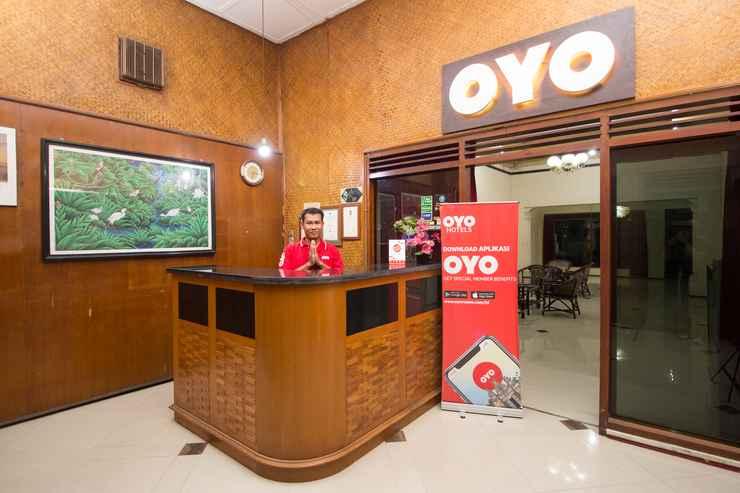 LOBBY OYO 524 Makuta Hotel Near RSUD Kota Yogyakarta