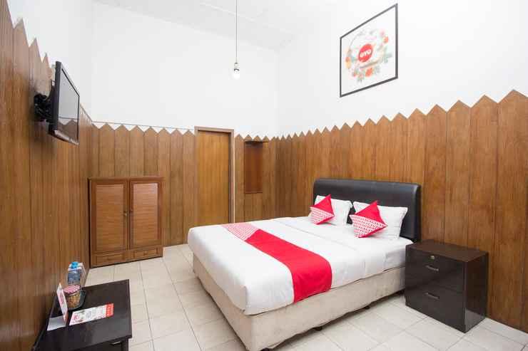 BEDROOM OYO 524 Makuta Hotel Near RSUD Kota Yogyakarta