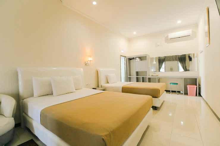 BEDROOM New Cahaya Hotel Syariah