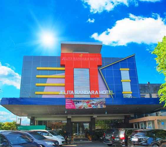 EXTERIOR_BUILDING Jelita Bandara Hotel Airport