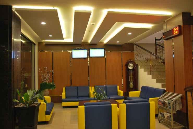LOBBY Jelita Bandara Hotel Airport