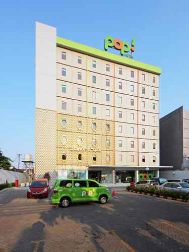 EXTERIOR_BUILDING POP! Hotel Tebet