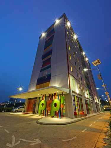 EXTERIOR_BUILDING POP! Hotel BSD City
