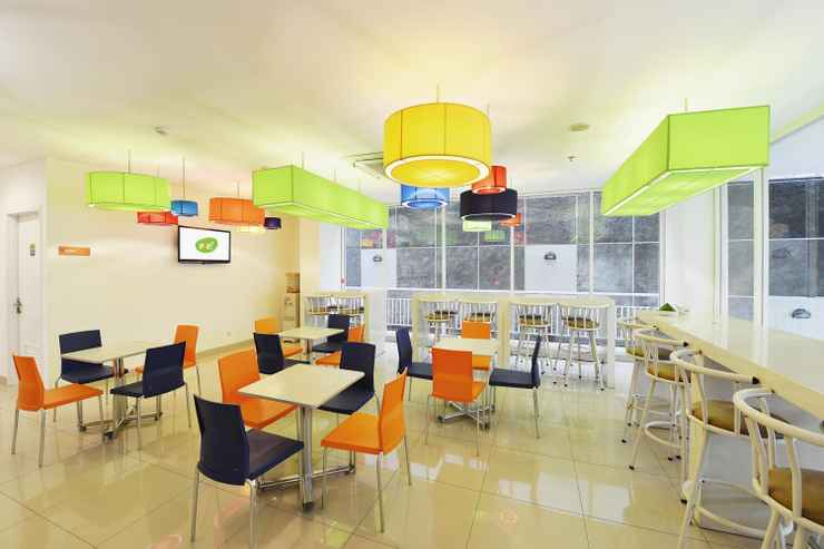 RESTAURANT POP! Hotel Malioboro - Yogyakarta