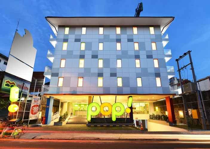 EXTERIOR_BUILDING POP! Hotel Malioboro - Yogyakarta