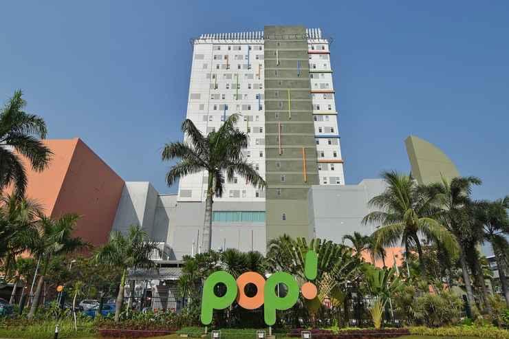 EXTERIOR_BUILDING POP! Hotel Kelapa Gading