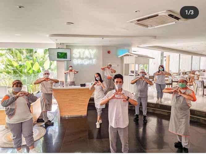 HYGIENE_FACILITY POP! Hotel Kelapa Gading