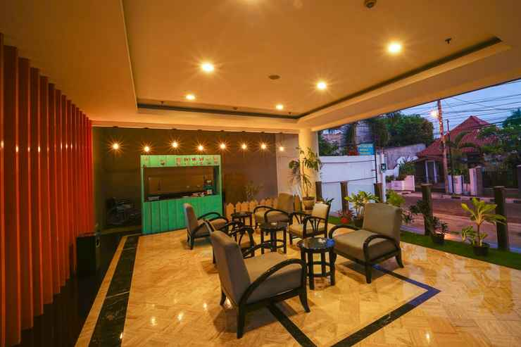 BAR_CAFE_LOUNGE Horaios Malioboro Hotel