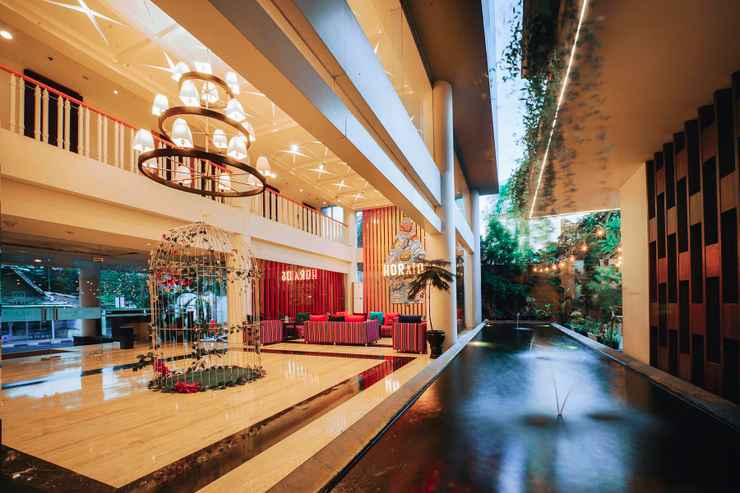LOBBY Horaios Malioboro Hotel