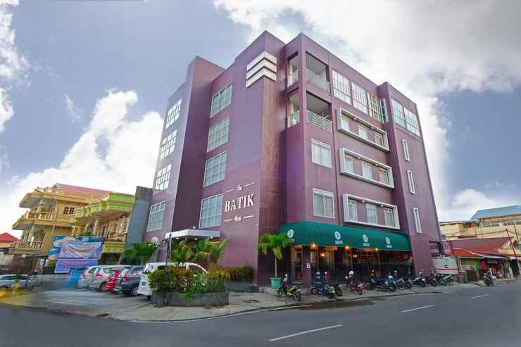 EXTERIOR_BUILDING The Batik Hotel