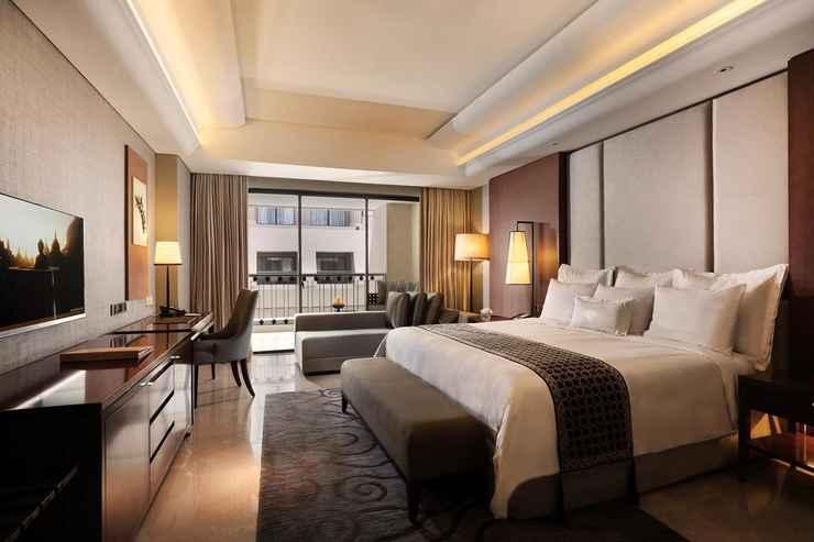 BEDROOM Hotel Tentrem Yogyakarta