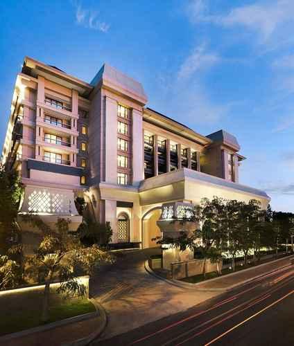 EXTERIOR_BUILDING Hotel Tentrem Yogyakarta