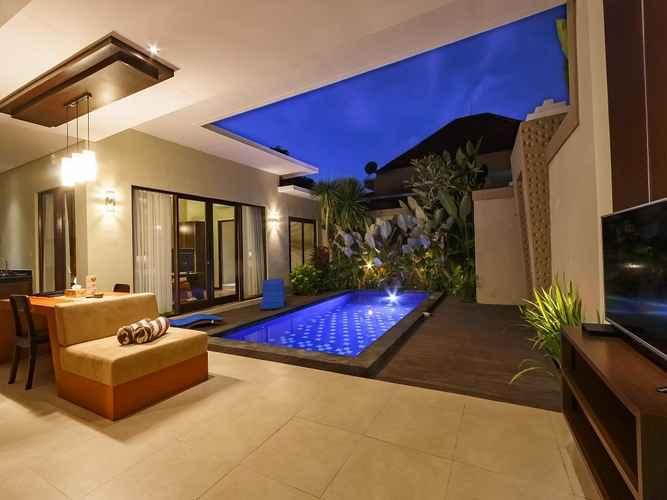 Buana Bali Villas Spa In Jimbaran Badung Regency Bali
