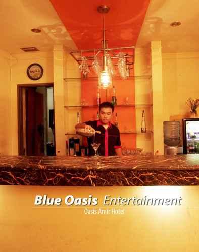 BAR_CAFE_LOUNGE Oasis Amir Hotel