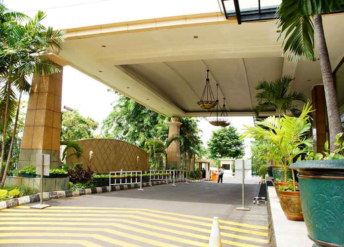 EXTERIOR_BUILDING Oasis Amir Hotel