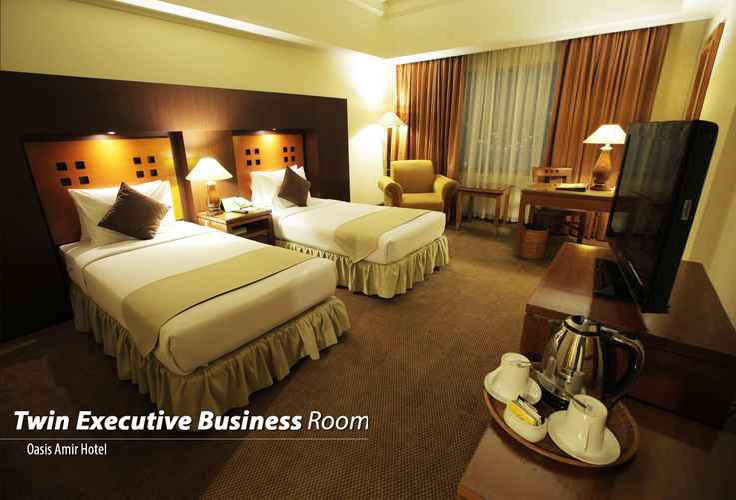 BEDROOM Oasis Amir Hotel