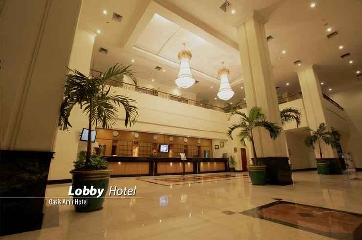 LOBBY Oasis Amir Hotel