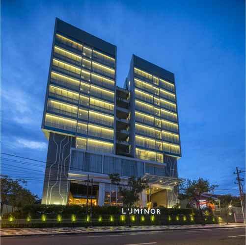 EXTERIOR_BUILDING Luminor Hotel Jemursari