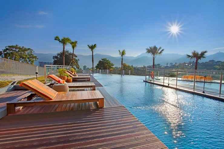 SWIMMING_POOL Pesona Alam Resort & Spa