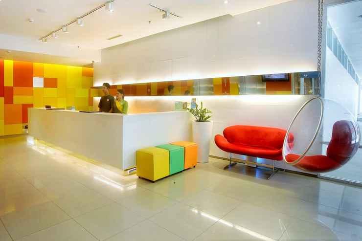 LOBBY Algoritma Hotel Palembang