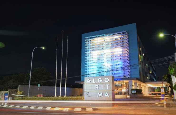 EXTERIOR_BUILDING Algoritma Hotel Palembang