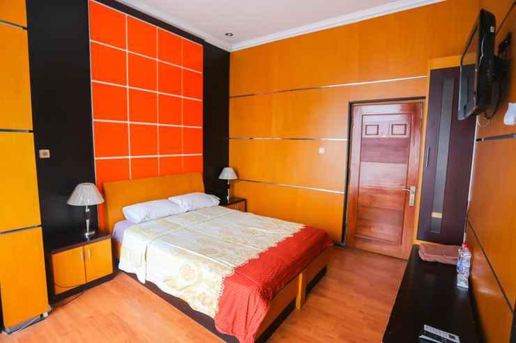 BEDROOM Kombokarno Hotel Malioboro