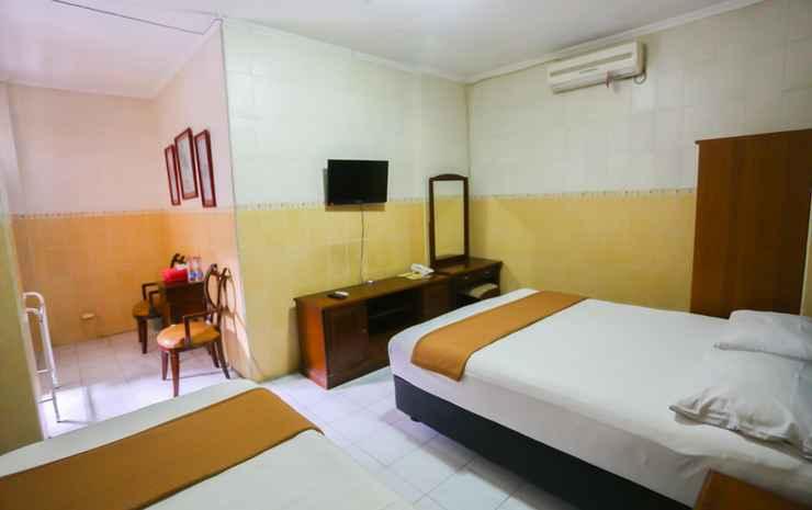 Kombokarno Hotel Malioboro Yogyakarta - Family (4 Person) Room Only