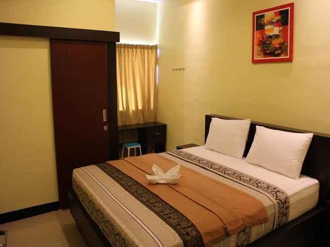 LOBBY Marina Hotel Manado