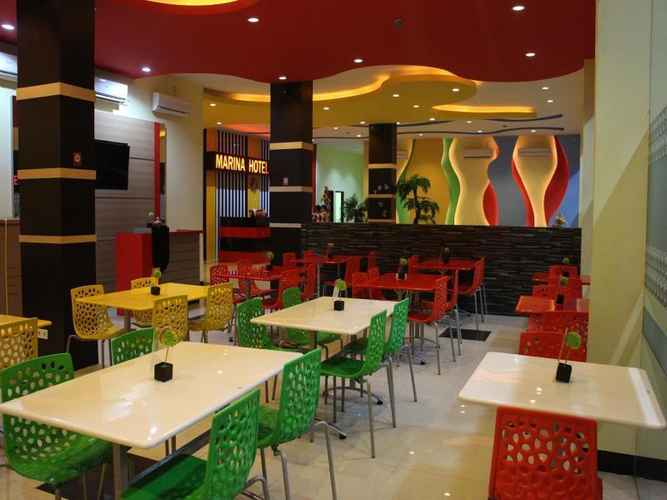 RESTAURANT Marina Hotel Manado