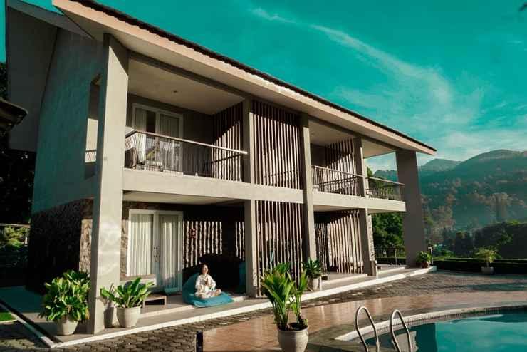 EXTERIOR_BUILDING Hotel Ariandri Puncak