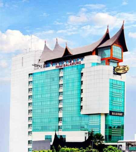 EXTERIOR_BUILDING Balairung Hotel Jakarta