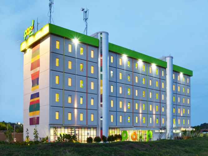 EXTERIOR_BUILDING POP! Hotel Airport Jakarta
