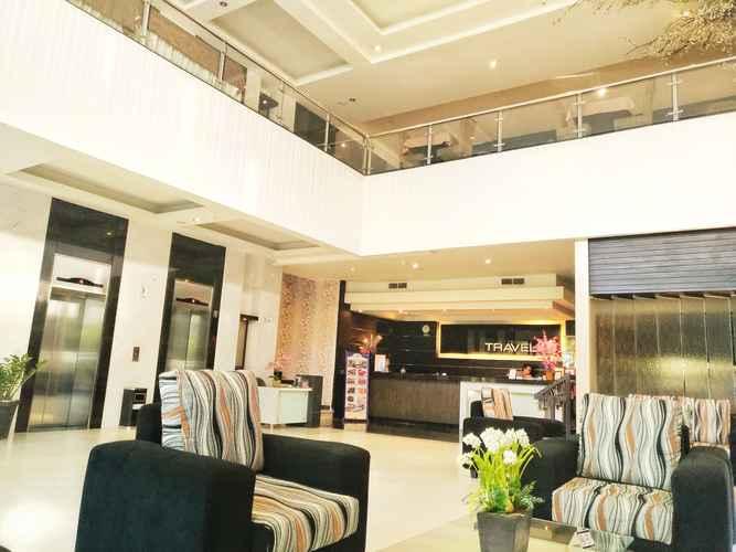 LOBBY Travello Hotel Manado