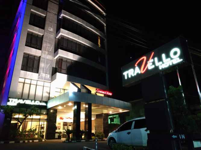 EXTERIOR_BUILDING Travello Hotel Manado