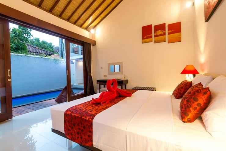 BEDROOM Little Coco Gili Trawangan Hotel & Villas