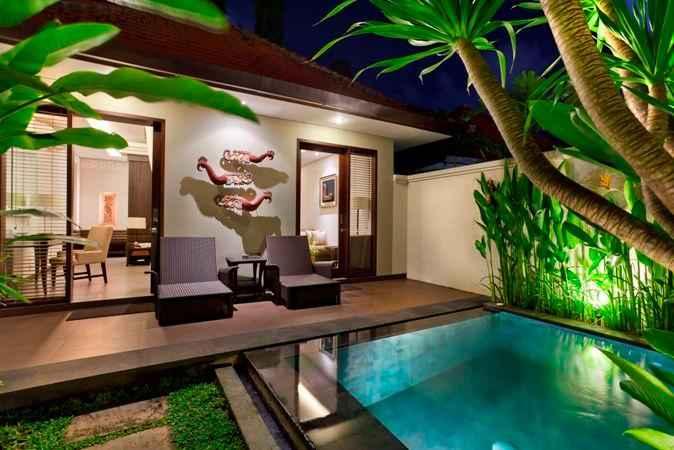 White Rose Kuta Resort Villas Spa In Legian Kuta Bali