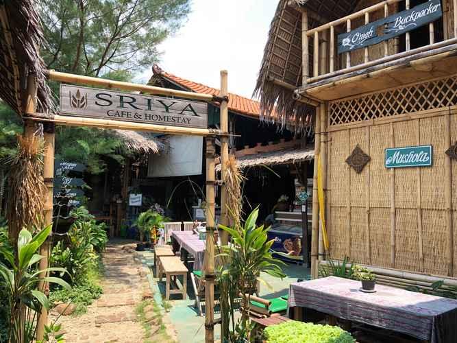 EXTERIOR_BUILDING Sriya Cafe & Homestay