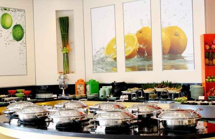 RESTAURANT HARRIS Hotel Sentul City Bogor