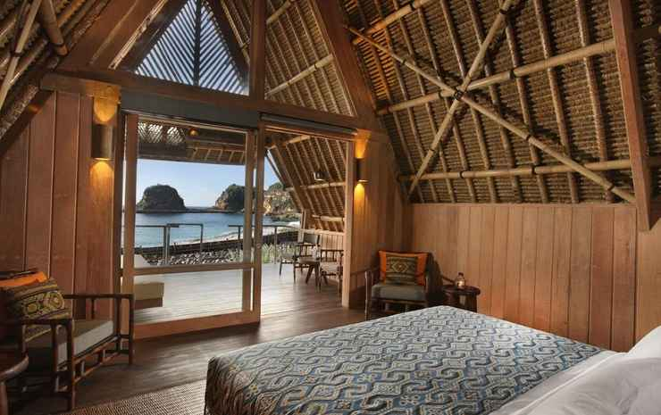 Jeeva Beloam Beach Camp Lombok - Beruga Wooden Cabin