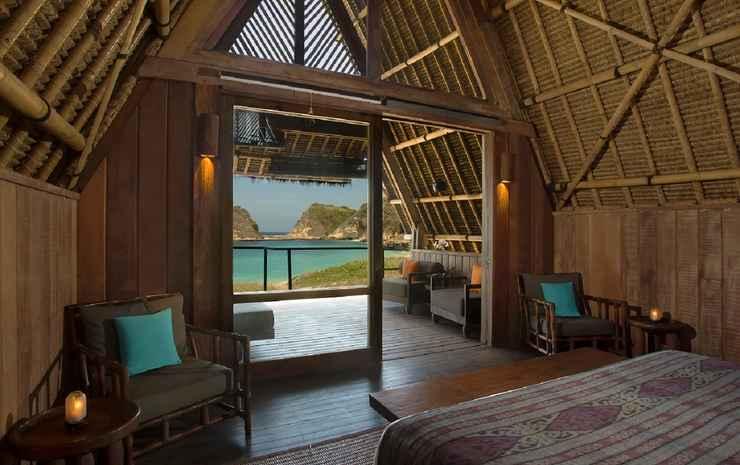 Jeeva Beloam Beach Camp Lombok - Beruga Wooden Cabin - Full Package