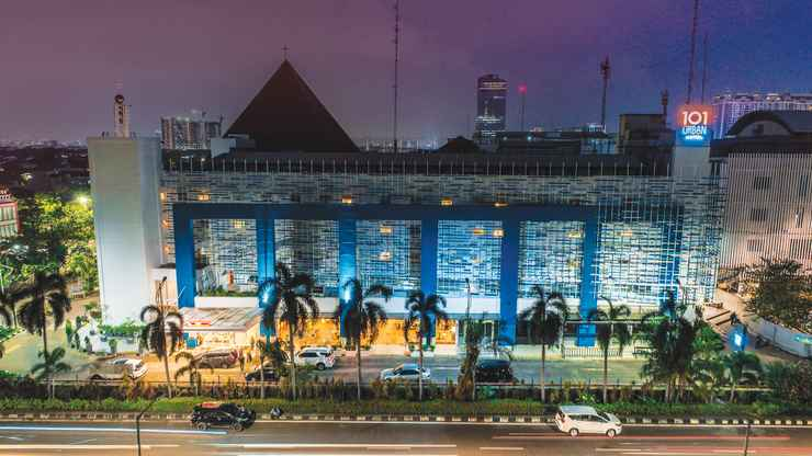 EXTERIOR_BUILDING 1O1 URBAN Jakarta Kelapa Gading (The BnB)