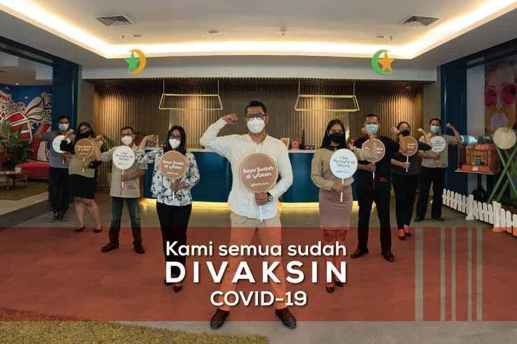 HYGIENE_FACILITY 1O1 URBAN Jakarta Kelapa Gading (The BnB)