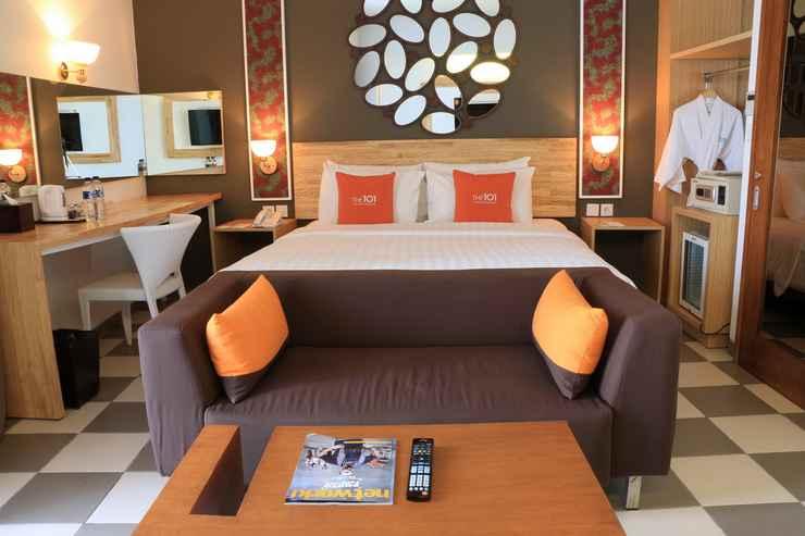 BEDROOM THE 1O1 Yogyakarta Tugu Hotel