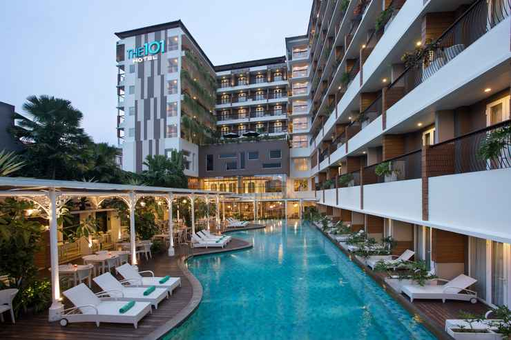 EXTERIOR_BUILDING THE 1O1 Yogyakarta Tugu Hotel