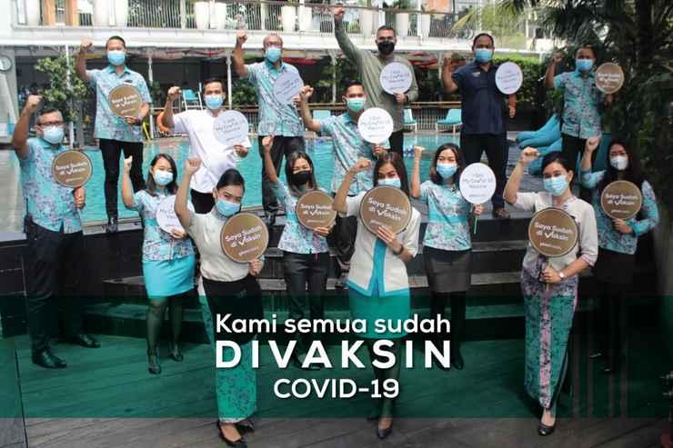 HYGIENE_FACILITY THE 1O1 Bogor Suryakancana