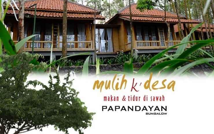 Mulih Ka Desa Hotel Garut - Papandayan Twin Bed