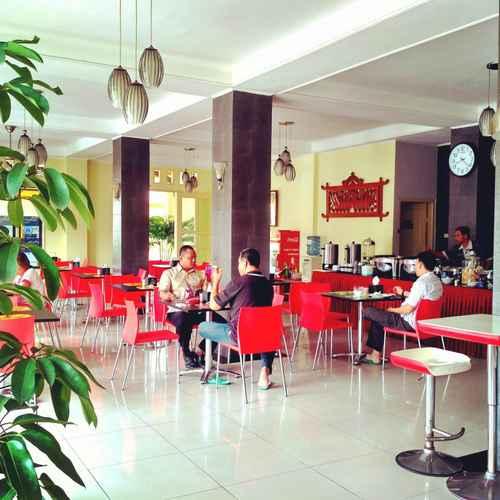 LOBBY Hotel Andalas Permai