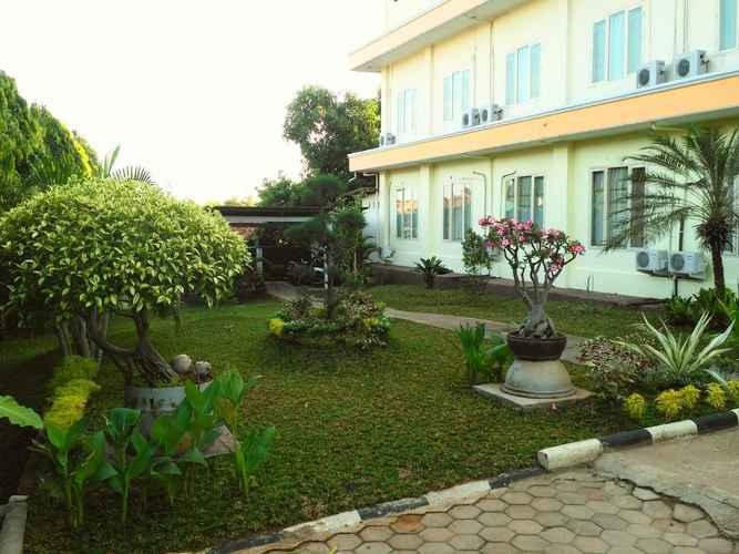 EXTERIOR_BUILDING Hotel Andalas Permai