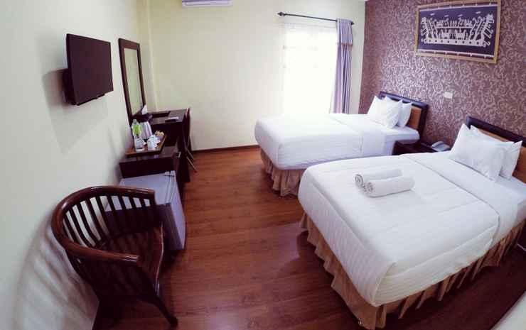Hotel Andalas Permai Bandar Lampung - Deluxe Dua Bed