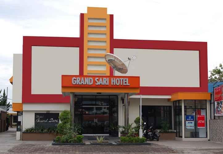EXTERIOR_BUILDING Grand Sari Hotel